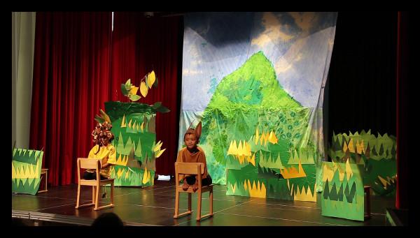 Theater aus dem Bilderbuch: Quiz